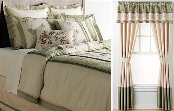 Ashlyn 8pc Comforter Sets Amp Window Treatments