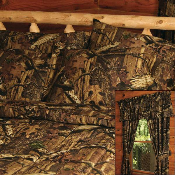 Mossy Oak Break Up Infinity Bedding Accessories