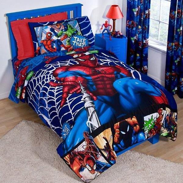 Domesticbin Com Spiderman Kids Bedding For Boys