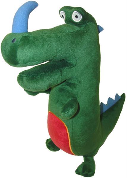 Wonder Kids Dinosaur Plush Shaped Pillow